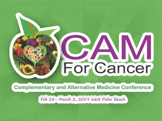 Annie Appleseed 13th CAM for Cancer Conference Review