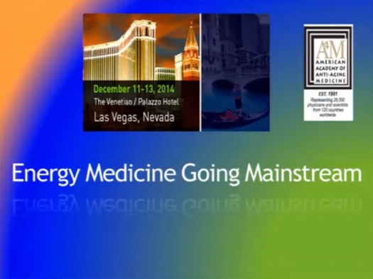 Energy Medicine Going Mainstream: From ancient history to modern